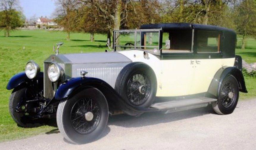 Vintage Rolls Royce Rolls Royce Hire In Kingston Upon
